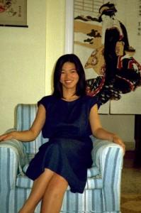 懐かしいボンベイ時代の自宅リビング-日本テイスト