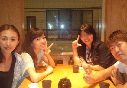 The Startup 取材&女子会(!?)