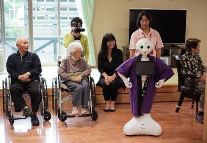 世話してあげたくなるロボットが限界集落を救う!?──鹿児島県「共創のまち・肝付プロジェクト」