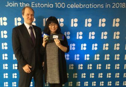エストニアのe-residencyカード受け取ってきました