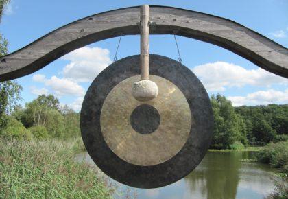 """心の中の""""銅鑼(ドラ)""""を鳴らす用意はありますか"""