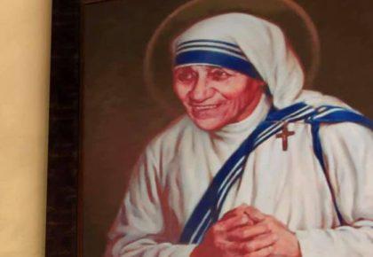マザーテレサへの報告